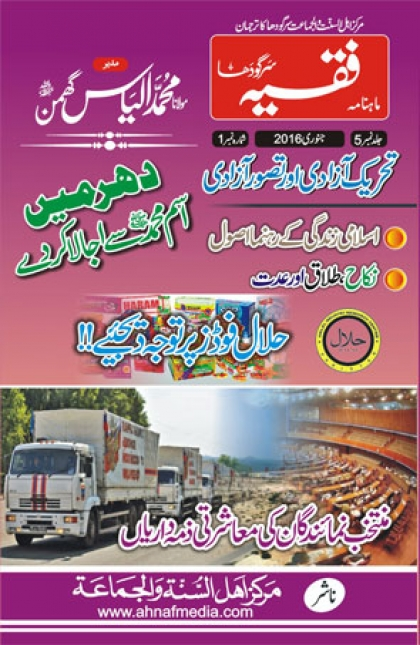 Monthly Faqeeh (49) Jan 2016