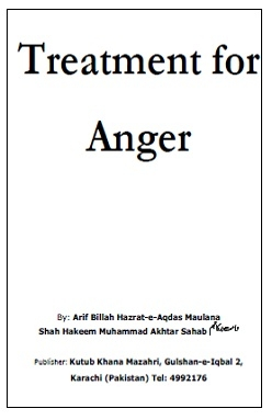 Treatment of Anger
